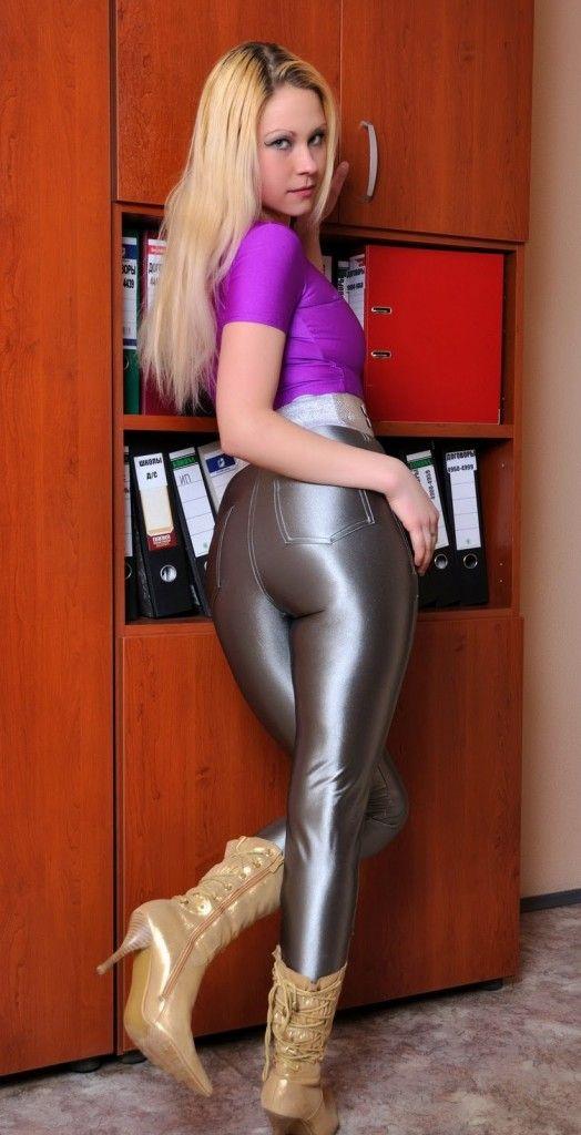shiny-disco-jeans1-524x1024.jpg (524×1024)   Leggings