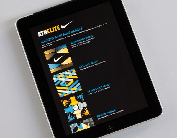 Nike AthElite Icons on the Behance Network