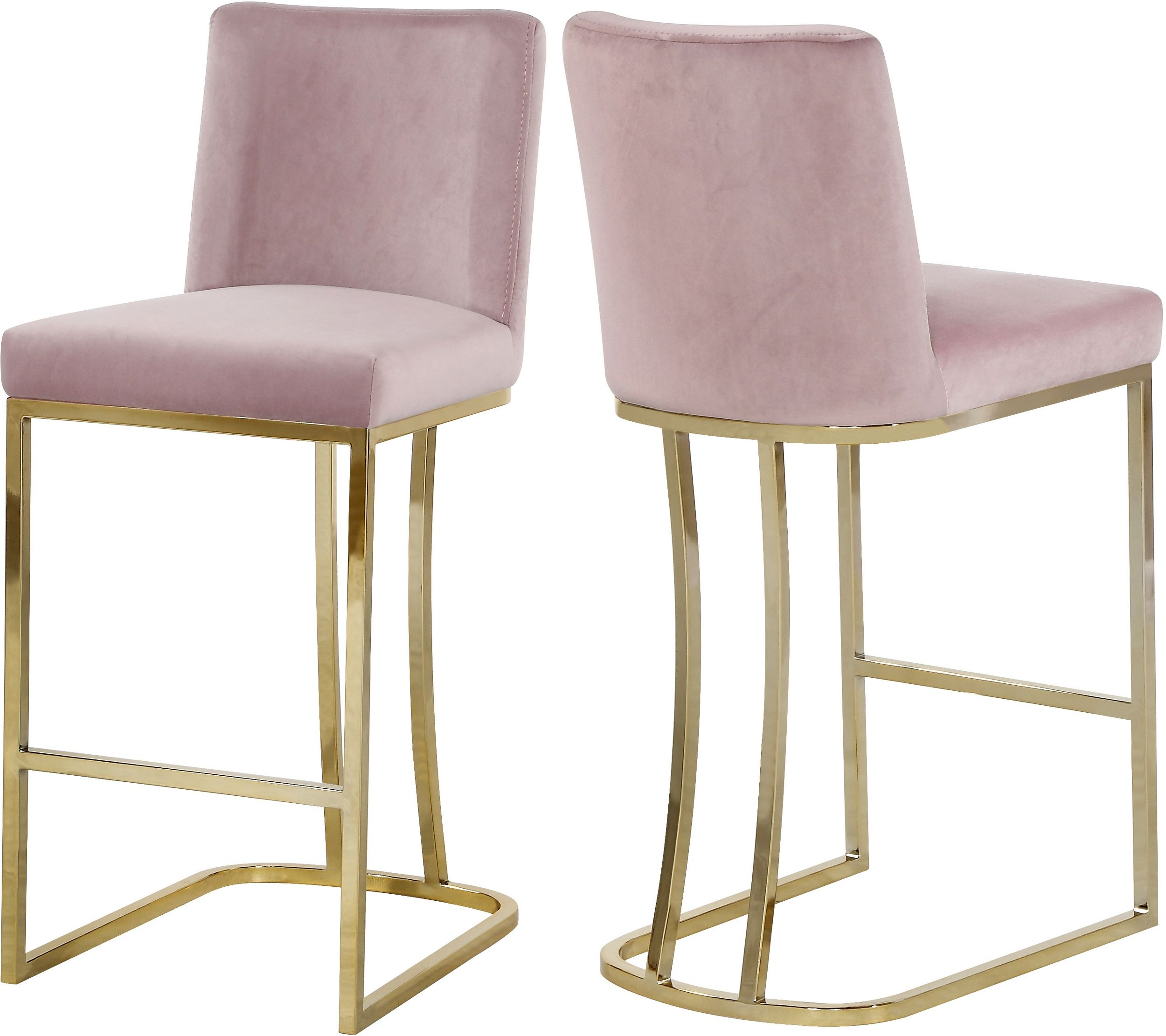 Amazing Meridian 777Pink C Hot Sellers Bar Stools Velvet Stool Caraccident5 Cool Chair Designs And Ideas Caraccident5Info