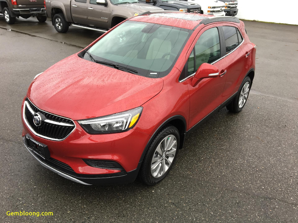 Buick Encore 2019 Awesome New 2019 Buick Encore Preferred Awd Buick Encore Awd Buick