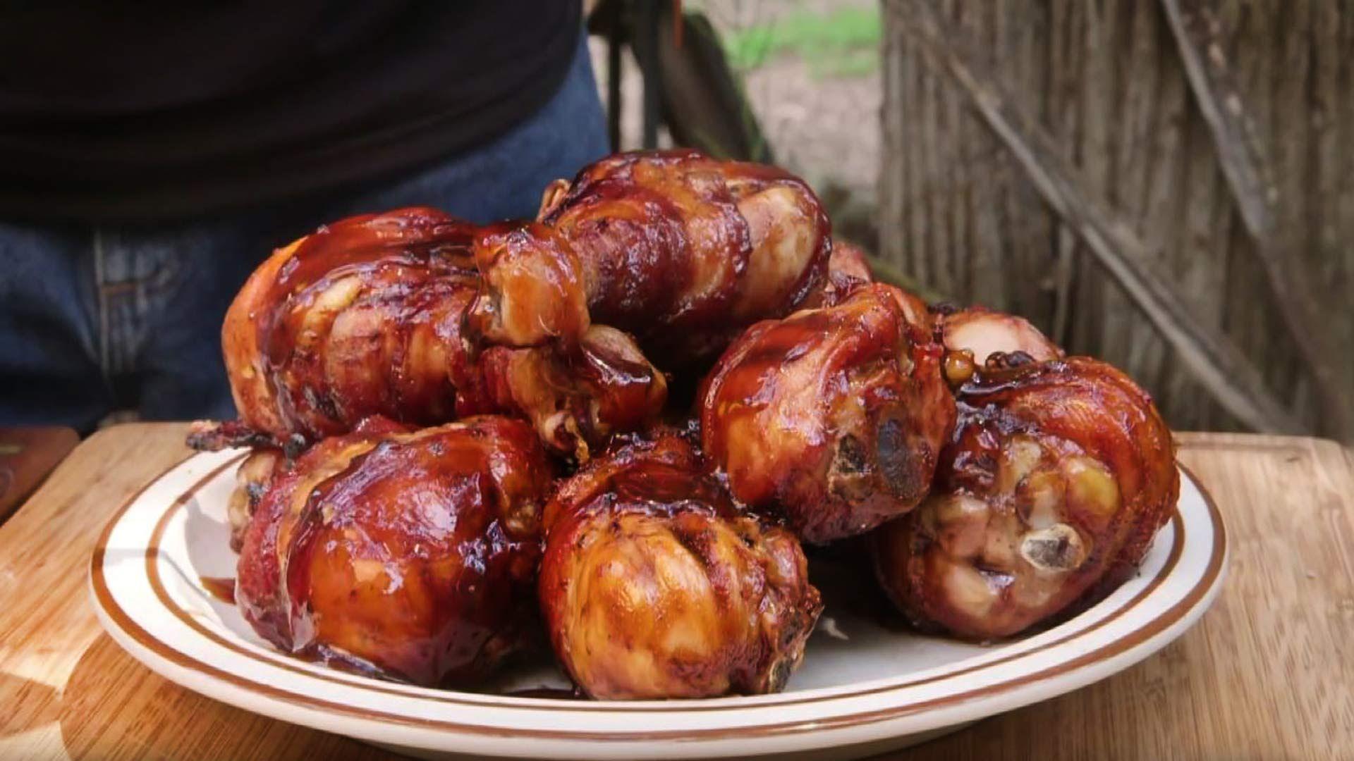Chicken Pot Legs Chicken Pot Legs - New Hampshire - The BBQ Pit Boys