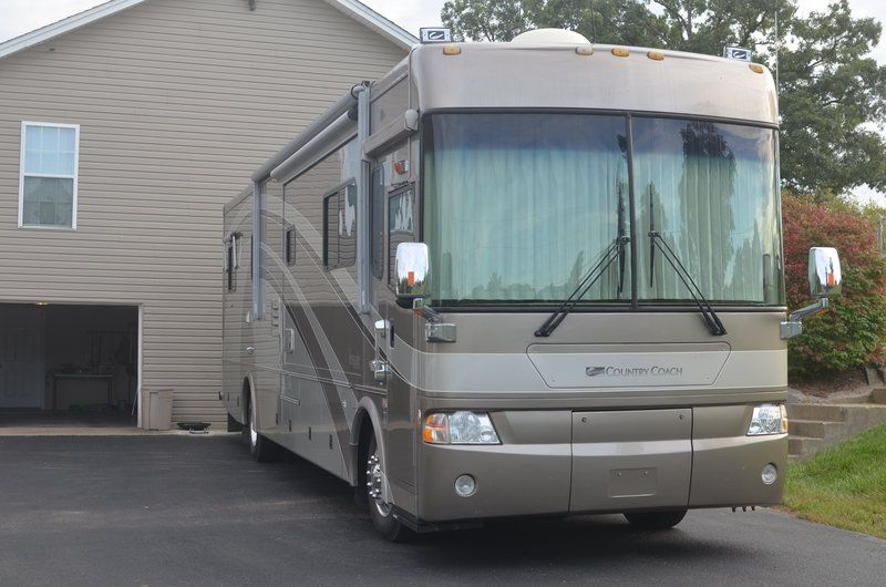 2006 Country Coach Magna Rembrandt 600 Country Coach Rvs For Sale