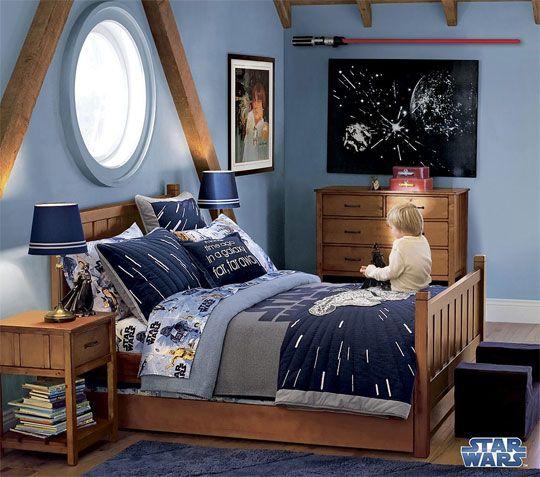 45 Best Star Wars Room Ideas For 2016 Star Wars Themed Bedroom Star Wars Kids Room Star Wars Bedroom Decor