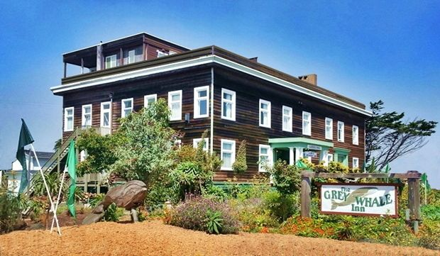 Grey Whale Inn Bed And Breakfast In Fort Bragg California One Of My Most Favorite Places On Earth
