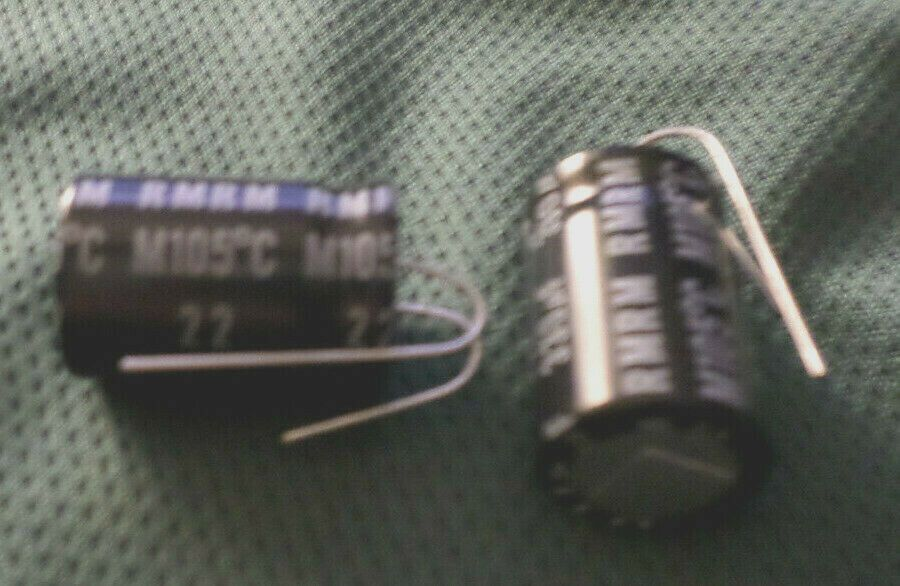 Illinois Capcitor 330uf 50v M105c Electrolytic Capacitors Lots 2 To 40 C9b5 Icillinoiscapacitor Electrolytic Capacitor Capacitors Ebay
