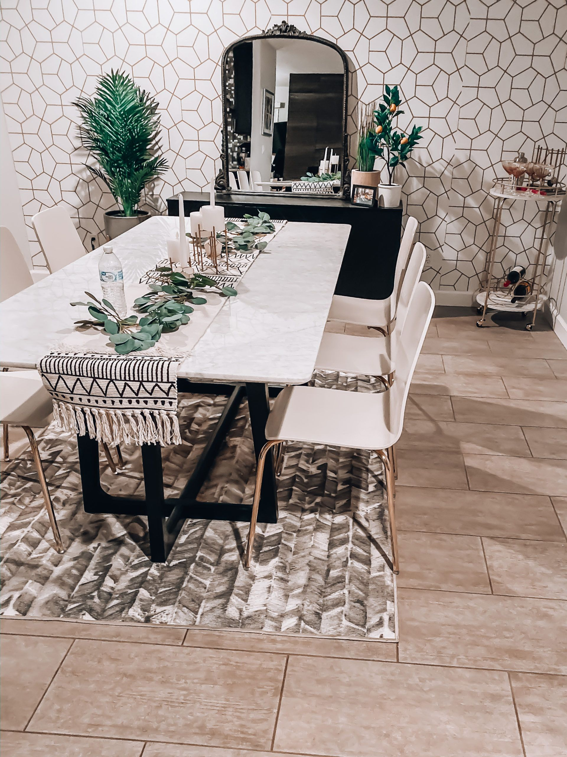 ALWAYS MELISS DINING ROOM REDESIGN HOW TO DESIGN A ROOM ON