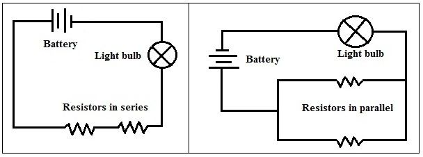 I think this is the best picture to represent a schematic