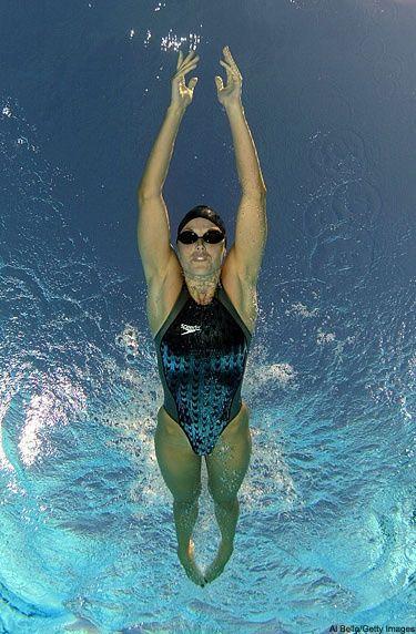 swimsuit Amanda beard