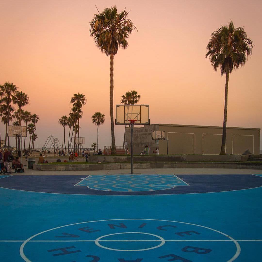Sol Terrain De Basket venice courts // | fond d'écran téléphone, terrain de basket