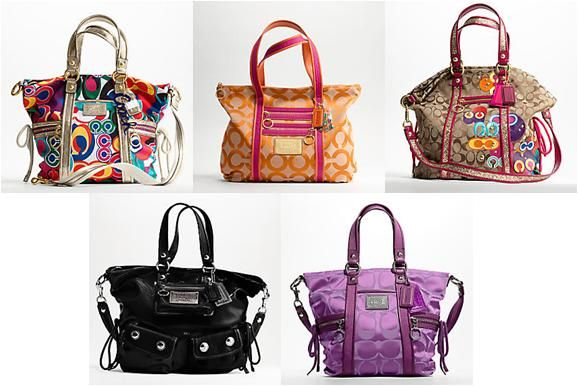The Poppy Collection By Coach Rocks