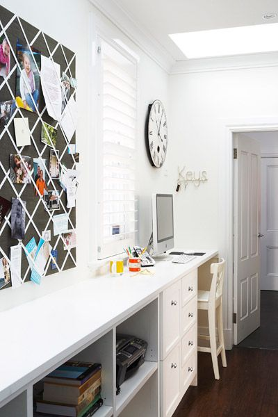 Great workspace and pinboard