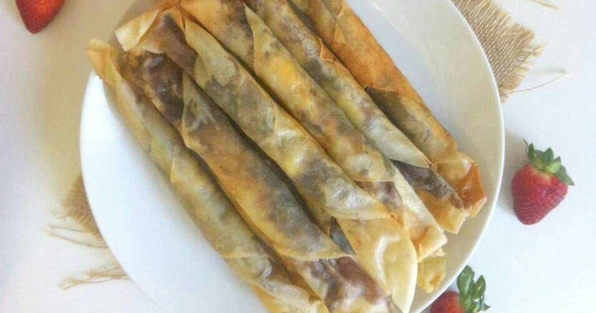Resep Pisang Coklat Pr Olahancoklat Oleh Fitri Sasmaya Resep Resep Pisang Makanan Dan Minuman