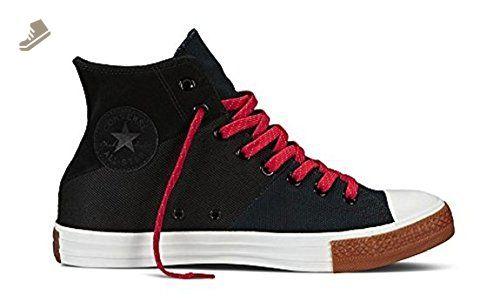 d7e4c12e9107 Converse Black red Shoes Tri Panel Hi 144652f (SIZE M11 W13 ...