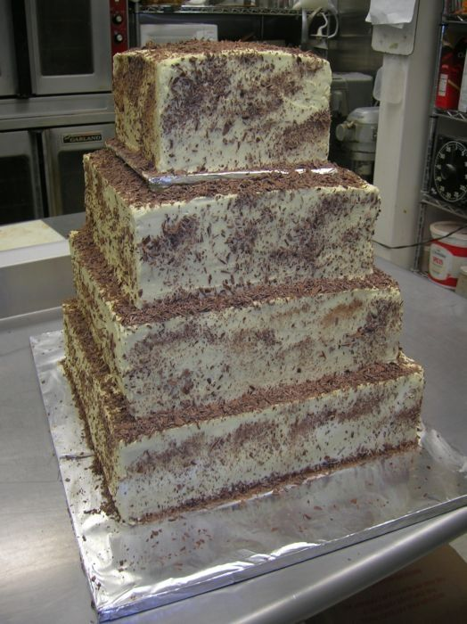 Tiramisu Wedding Cake Square Cakes Okay This Would Be Perfection But The Coffee Kills It