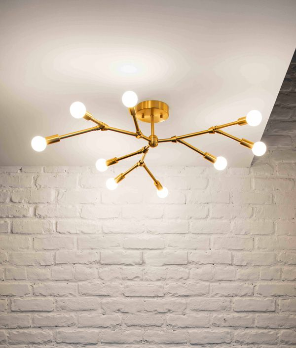 Alain 9 With Images Light Fixtures Ceiling Lights Fixtures