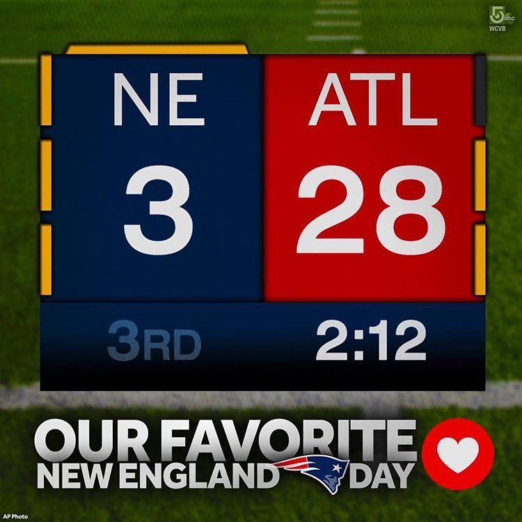 It S One Of Our Favorite Days In New England Especially For Patriots Fans Share To Remind New England Patriots New England Patriots Merchandise New England