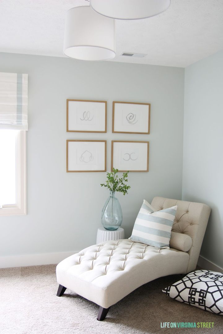 Ben Moore Silver Crest Google Search Bedroom Colors Bedroom
