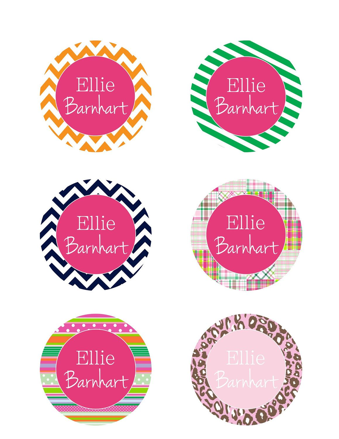 Back to School Sticker Labels   Stickers   Pinterest   Printable ...