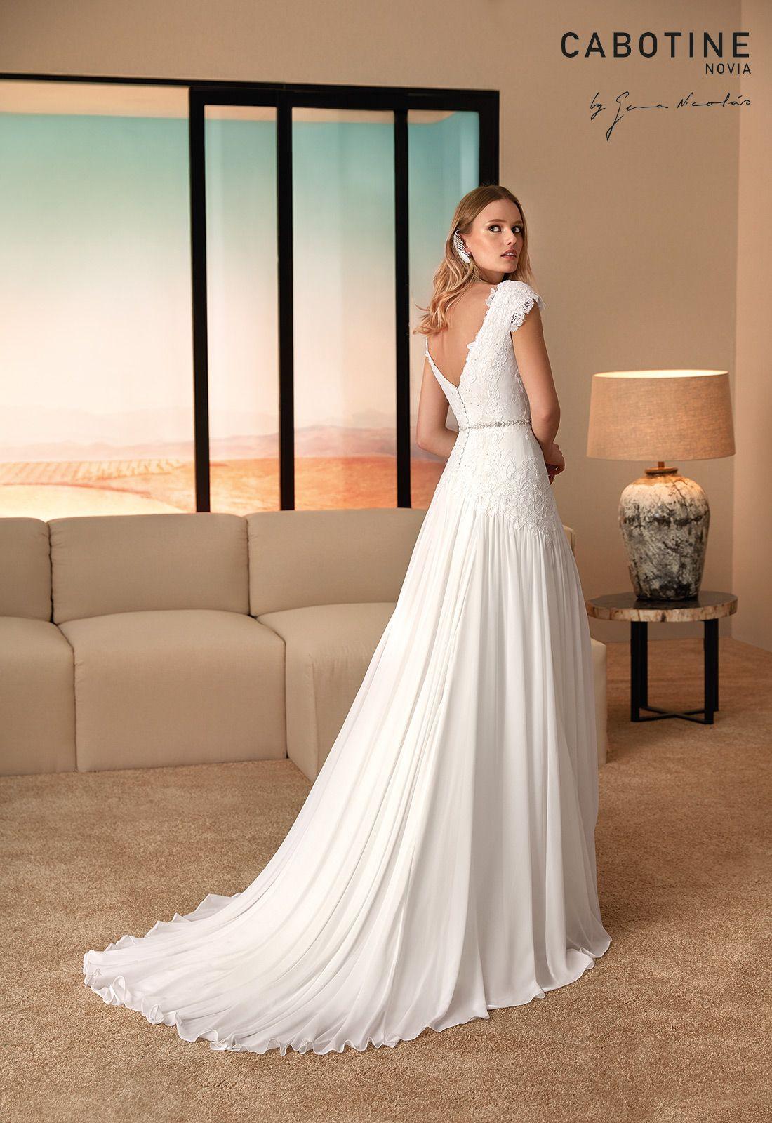 Cabotine Novia 2019 Ontario Dresses Fashion Wedding Dresses