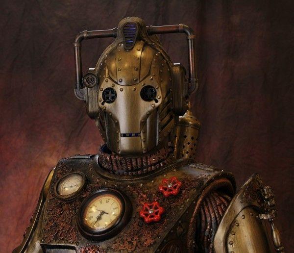 Steampunk Cyberman - Dragon*Con 2013 | Geekery | Pinterest ...