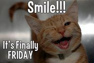 Good morning Pinners! Smile! It's finally Friday!! :D