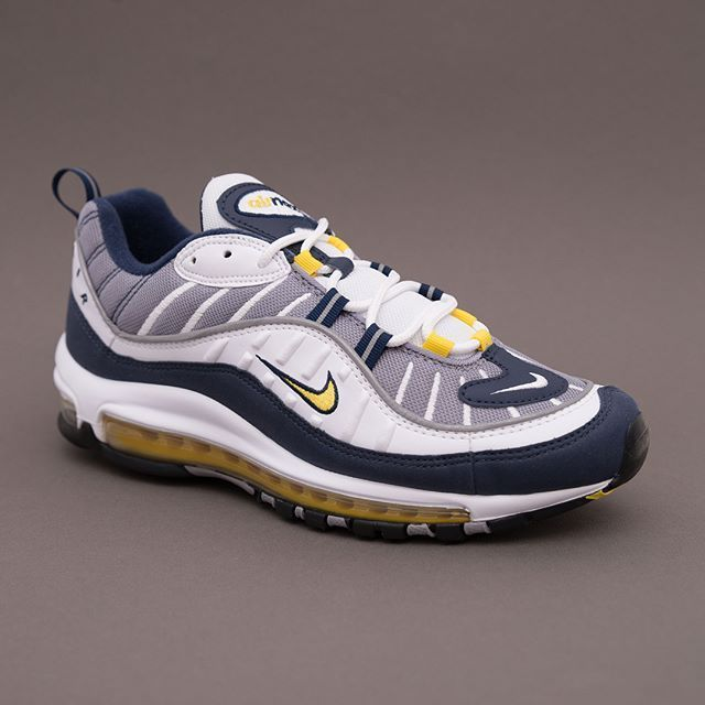 "free shipping 7c6fd ea80e Niie Air Max 98 ""Tour Yellow"" - 640744-105 airmax98,footish,Nike,Sneakers ,sweden,touryellow,uppsala,www.footish.se"