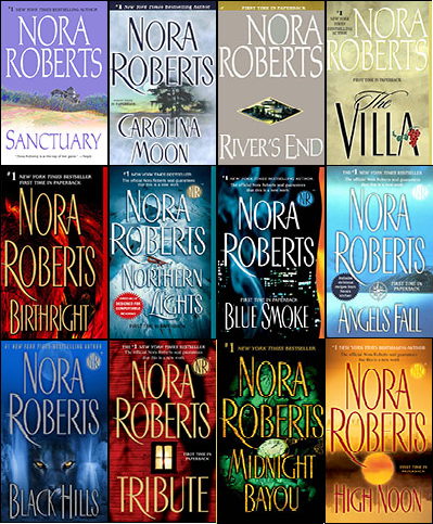 Nora Roberts Stand Alone Novels - READ ALL OF NORA ROBERTS