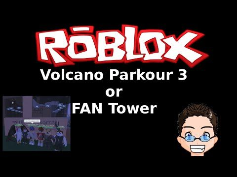 Roblox - Lumber Tycoon 2 - Volcano 3 with... Fan tower ...