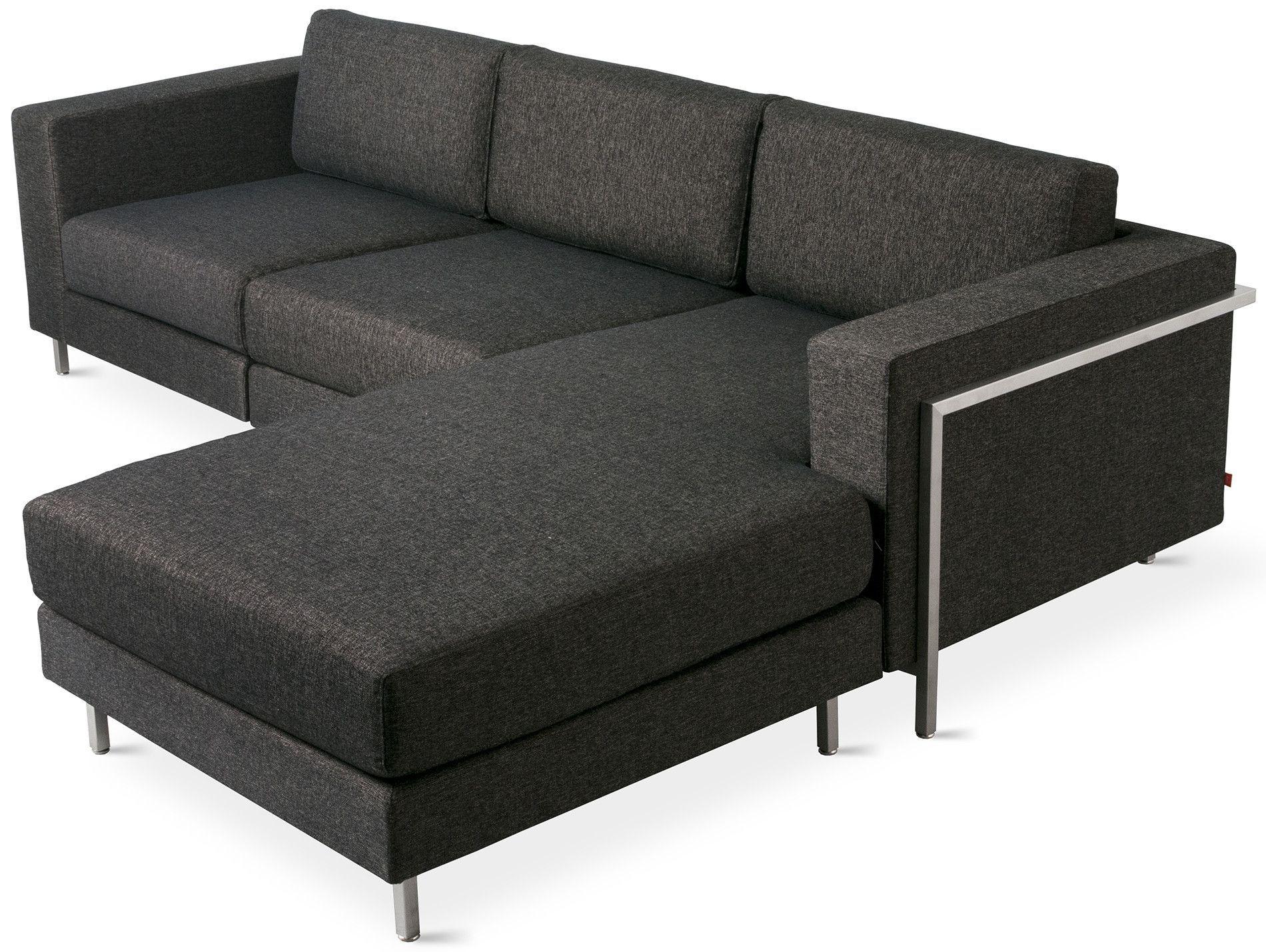 Davenport Bi Sectional Sectional Sofa Modern Sofa Gus Modern Sofa