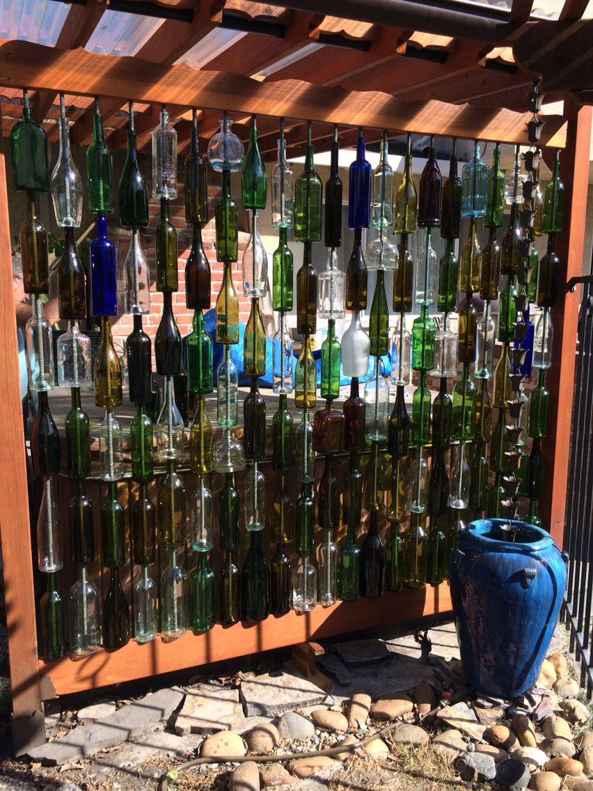 малацца-аффигенный постег веранда из стеклянных бутылок фото страшные