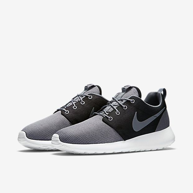Men's Nike Rosherun Roshe Run PRM Blue Legend Light Bone Sneakers : A36o4925