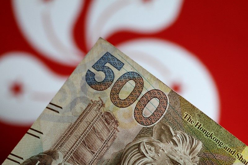 Hong Kong S Unshakable Dollar Suffers Sudden Bout Of Weakness Hong Kong Dollar Things To Sell
