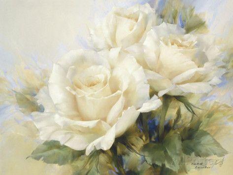 Igor Levashov Google Da Ara Toile De Fleurs Peinture Fleurs