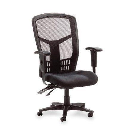 High Back Executive Black Mesh Ergonomic Office Chair