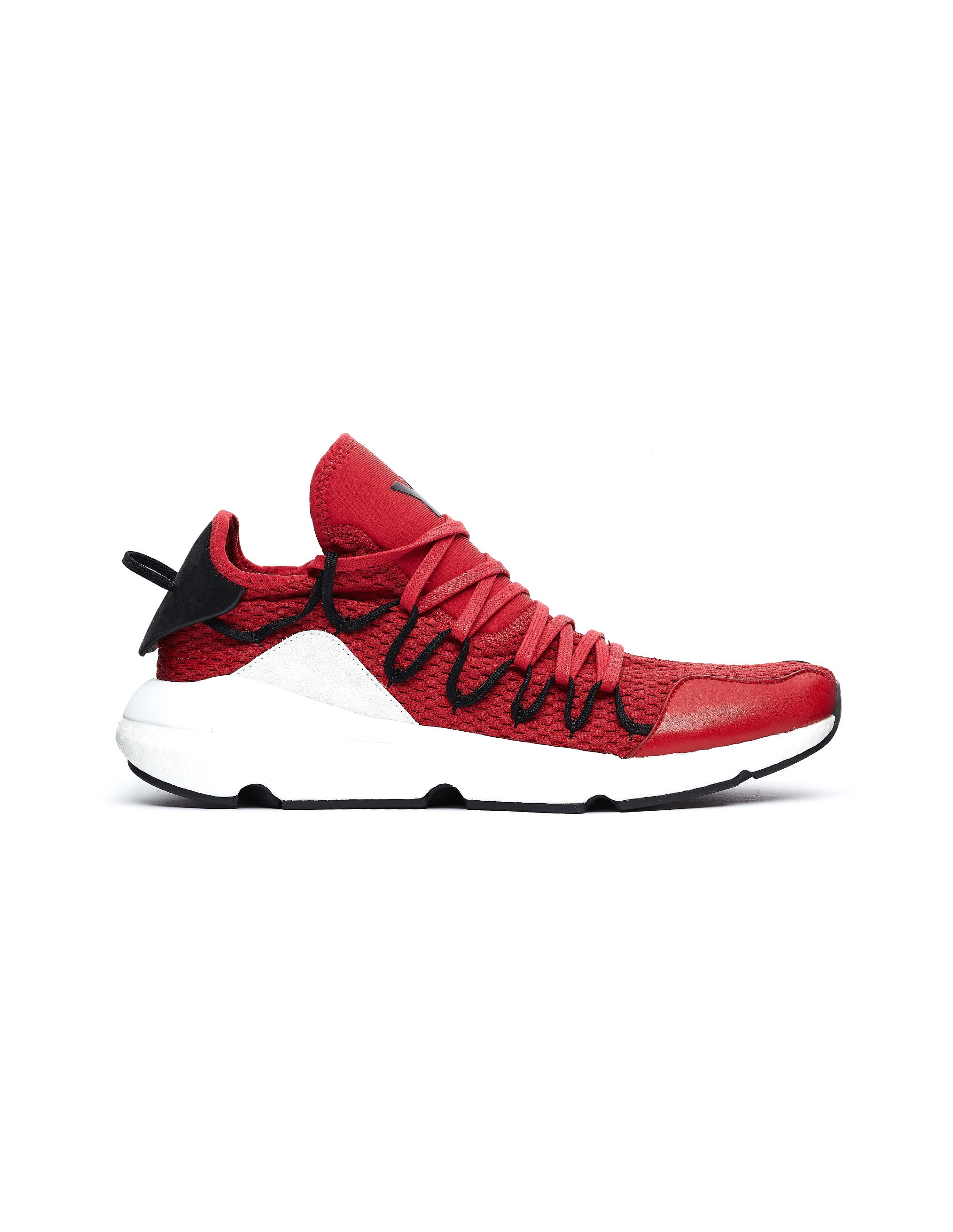 b379bc3fd Y-3 RED KUSARI SNEAKERS.  y-3  shoes