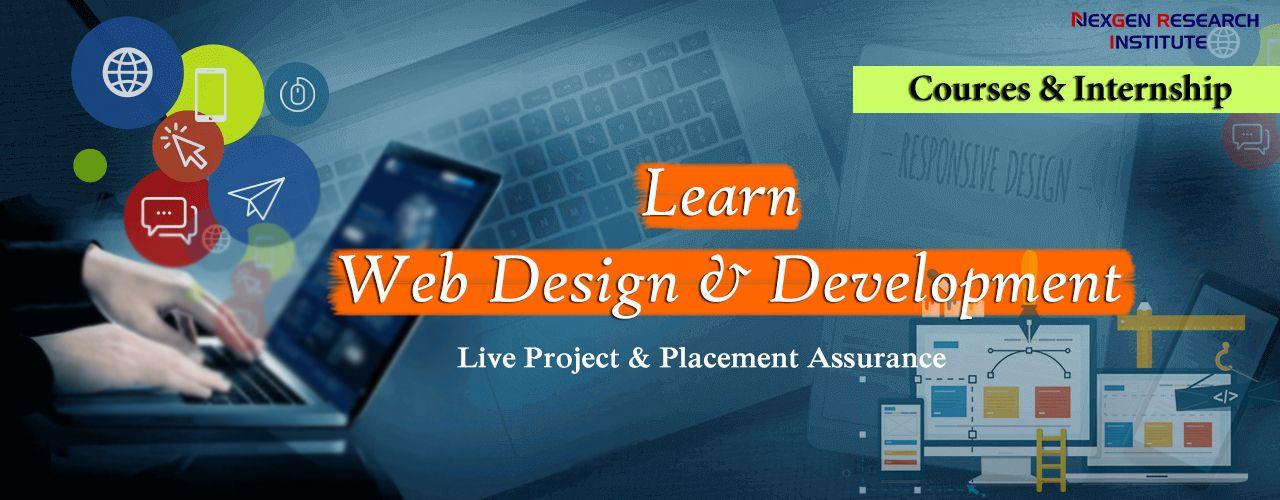 Course Internship For Students Job Seekers Coimbatore Learn Web Design Development Live Project Training C Student Jobs Learn Web Design Web Design