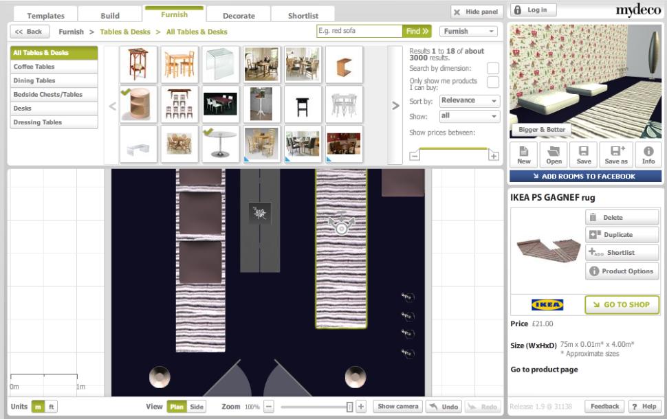 Online Virtual Room Programs Tools Freshome Create Virtual Dream Room Create Virtual Room Design Room Designer Online Room Layout Planner Home Design Software