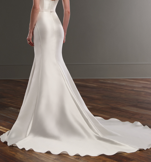 Wedding Gowns St Louis: Selene Skirt @ Town & Country Bridal