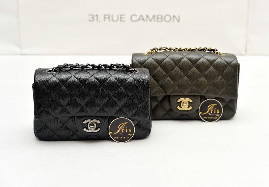 fbc4f6de60f9 กระเป๋า Chanel Mini 8