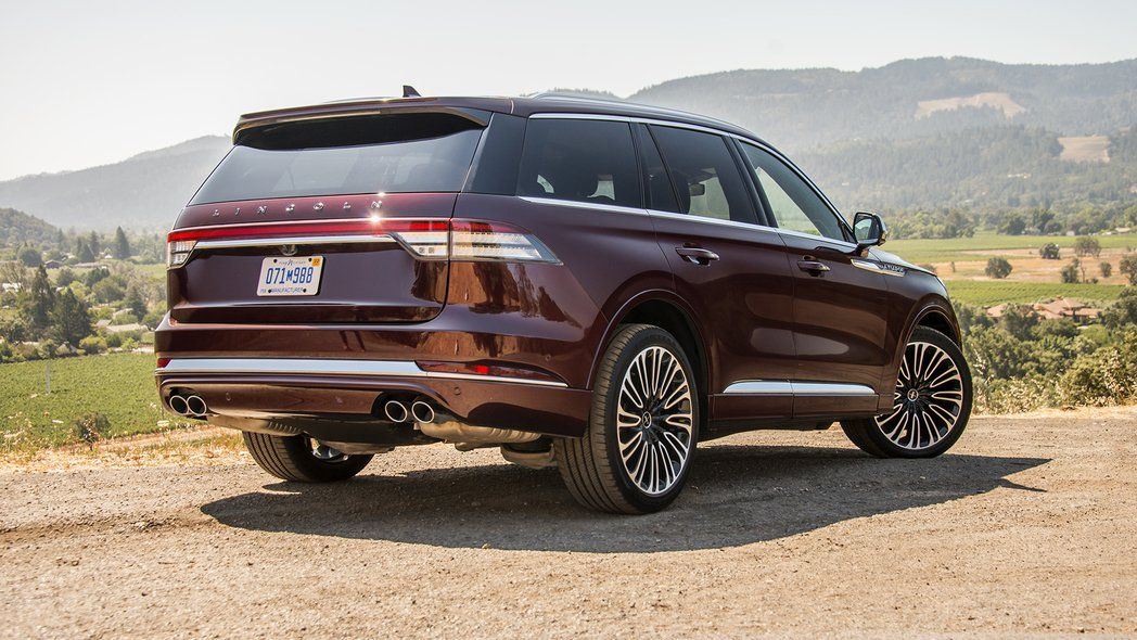 2020 Lincoln Aviator first drive Lincoln's brand of