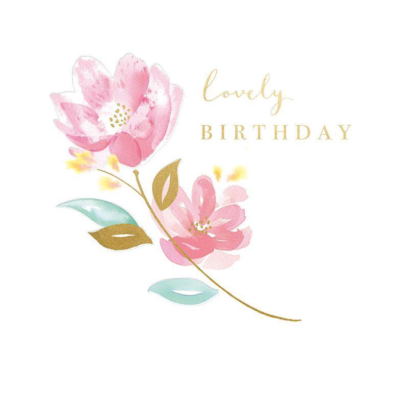 Woodmansterne Lottie Contemporary Birthday Card 424229 Aniversario 5 Aniversario Feliz