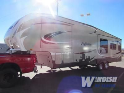 New 2017 Grand Design Reflection 327RST Fifth Wheel at