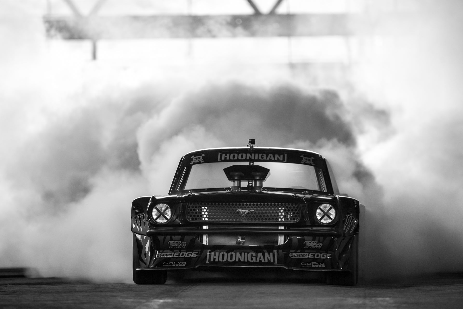 Ken Block S Hoonicorn Burnout Https Www Youtube Com Watch V