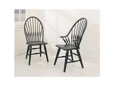 Shop For Broyhill Windsor Arm Chair, 5397 84B, And Other Dining Room Chairs
