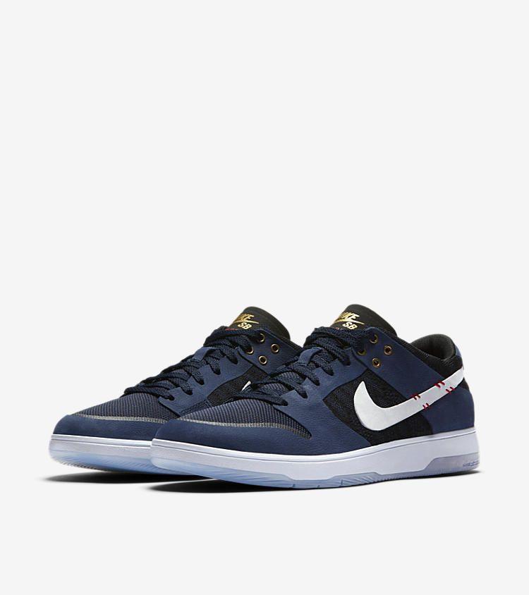 huge discount 24d52 30d6f Nike SB Dunk Low Elite  Sean Malto . Nike+ Launch GB