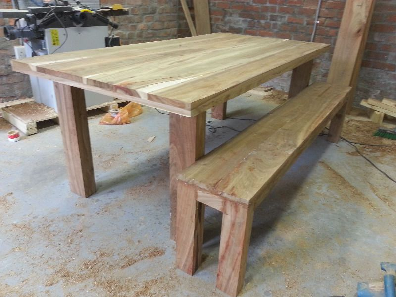 New Solid Kiaat Teak Wood Tables Sturdy And Strong Maitland Brackenfell Gumtree South Africa 172513846 Table Wood Table Teak Wood