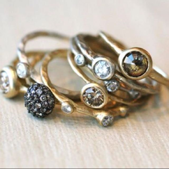 These are so dainty and pretty