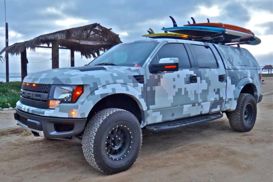 Digital Camo Raptor Truck Amp Automobiles Pinterest