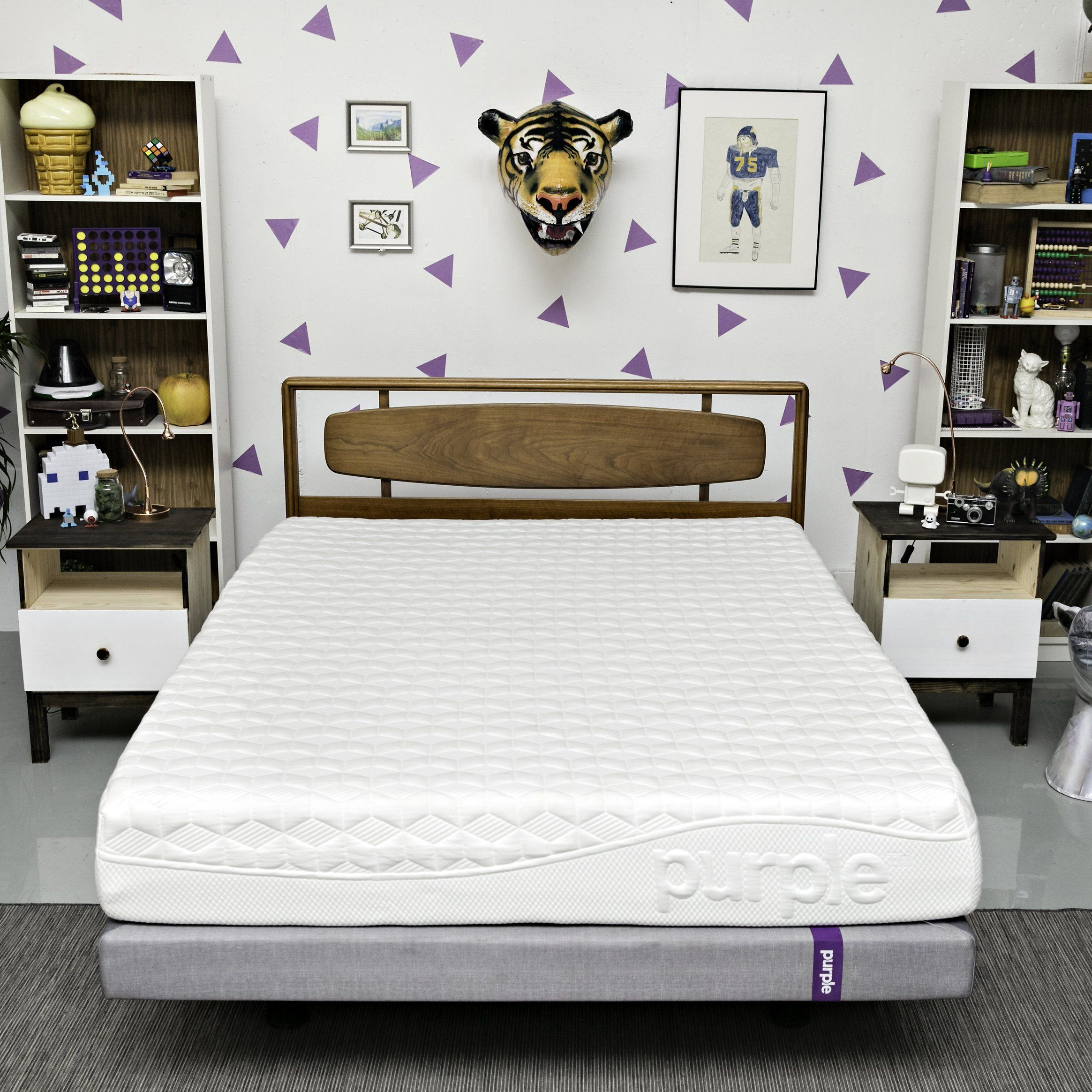 (OOP) The Original Purple Mattress Purple mattress