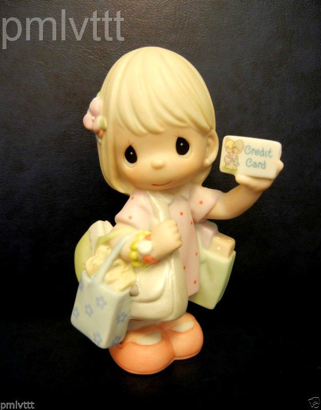 Bf Precious Moments Special Credit Card Issue Very Rare 118875